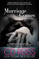 Marriage Games (The Games Duet, #1)