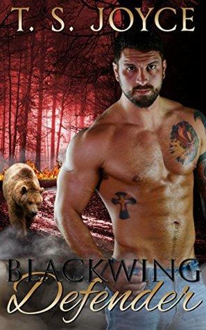 Blackwing Defender (Kane's Mountains, #1)