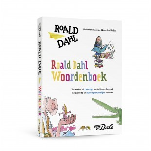Oxford Roald Dahl Dictionary by Susan Rennie