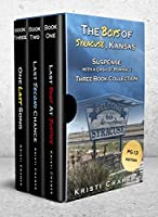 The Boys of Syracuse, Kansas Three Book Collection: Books 1-3 of the Suspense with a Dash of Romance Series