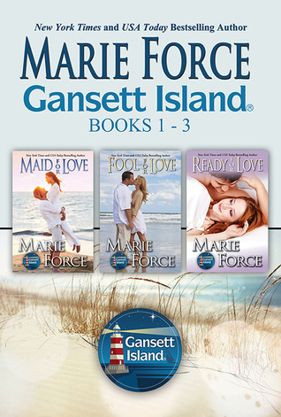 Gansett Island Series Boxed Set Books 1-3 (Gansett Island, #1-3)