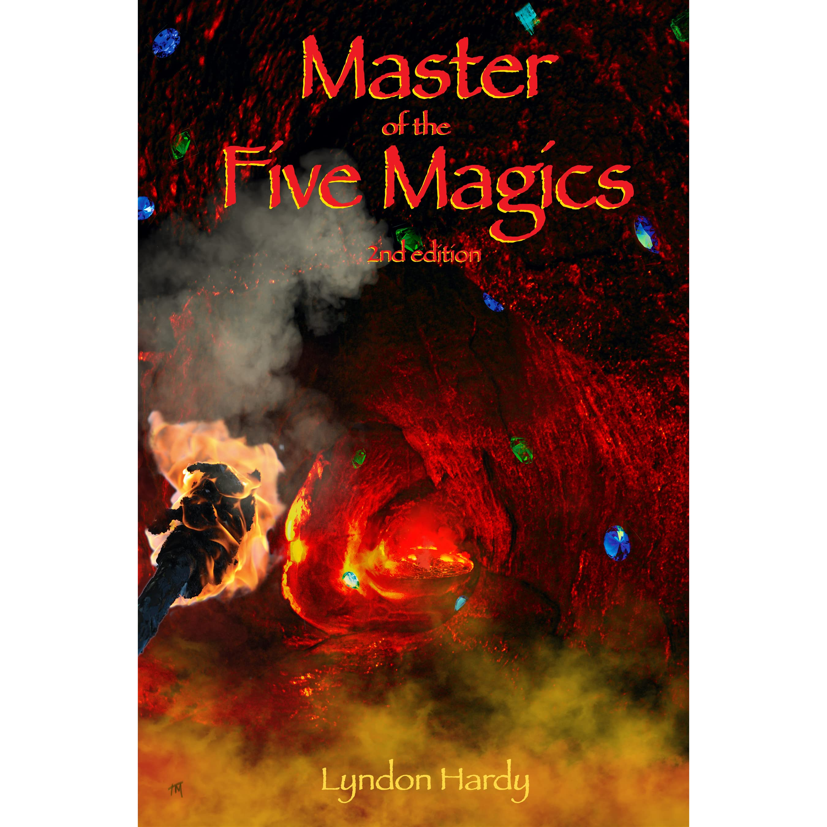 Master Of The Five Magics By Lyndon Hardy €� Reviews, Discussion, Bookclubs,  Lists