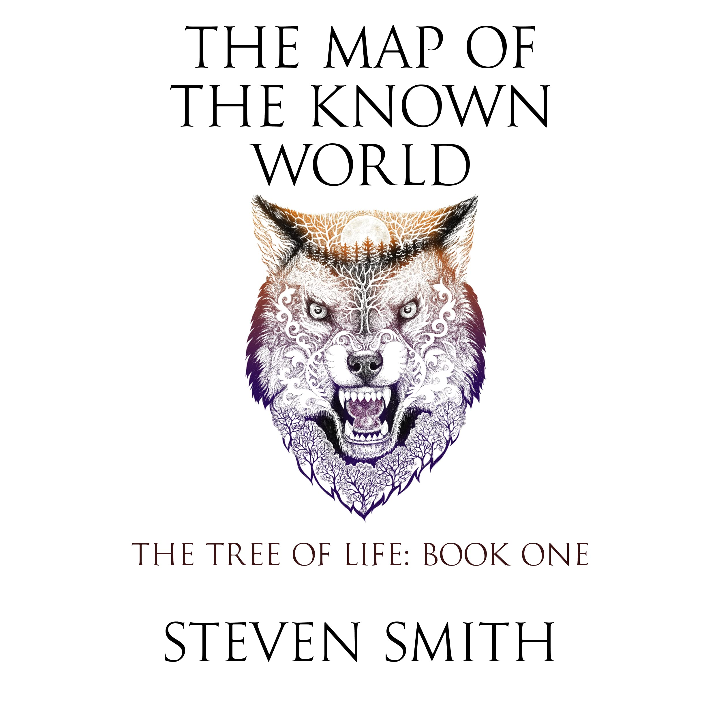 The Map of the Known World by Steven Smith