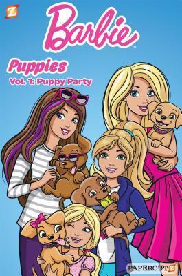 Barbie Puppies #1: The Puppies' Big City Adventure