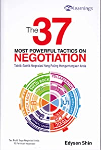 The 37 Most Powerful Tactics On Negotiation