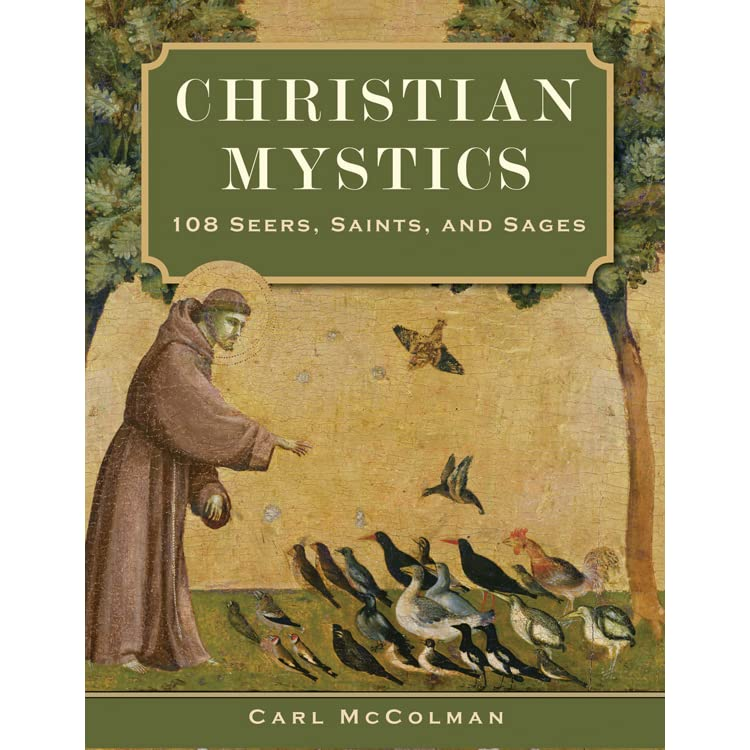 List of Christian mystics