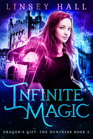 Infinite Magic by Linsey Hall