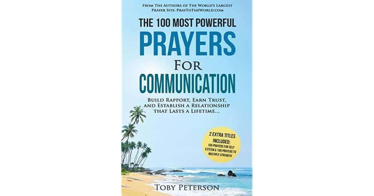 Prayer the 100 Most Powerful Prayers for Communication 2