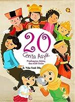 20 Cerita Asyik Pembangun Akhlaq dan Adab Mulia