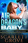 Air Dragon's Baby (Elemental Dragons, #2)
