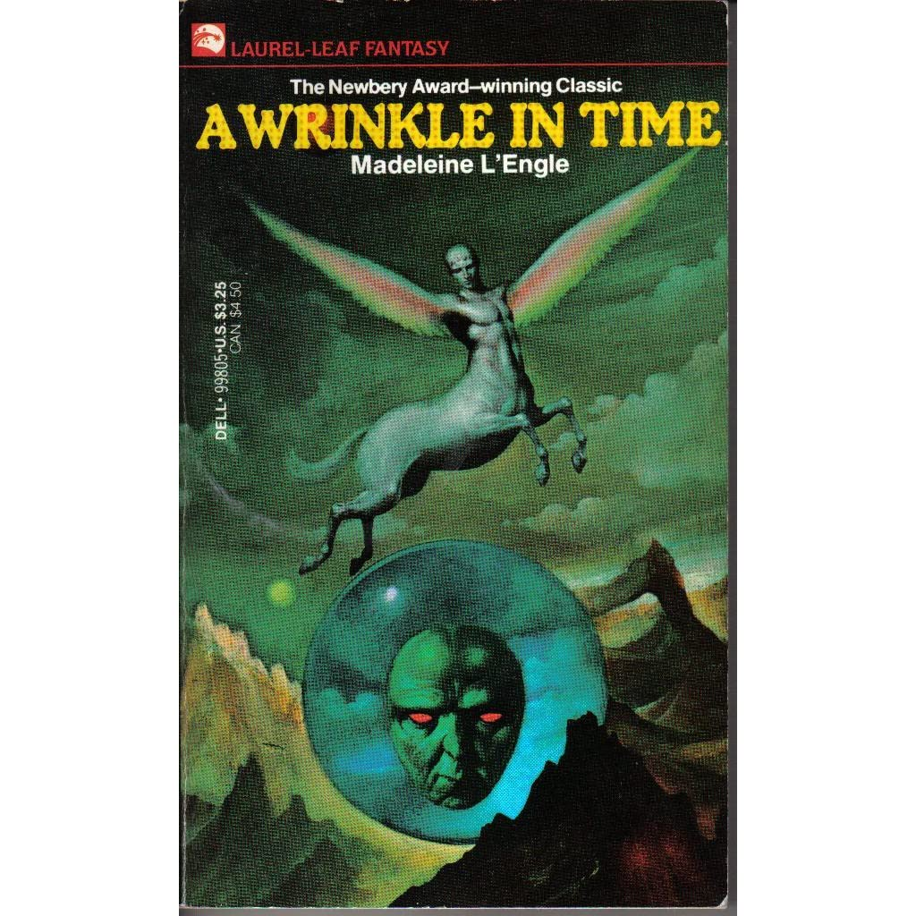 Quotes From A Wrinkle In Time: A Wrinkle In Time By Madeleine L'Engle