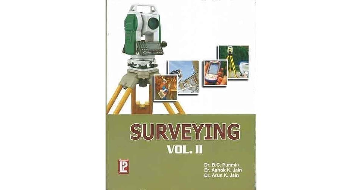 Bc Punmia Surveying Vol 2 Pdf
