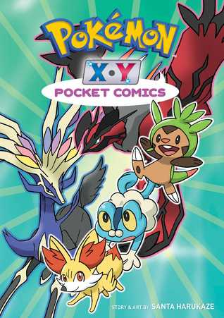 Pokémon X • Y Pocket Comics
