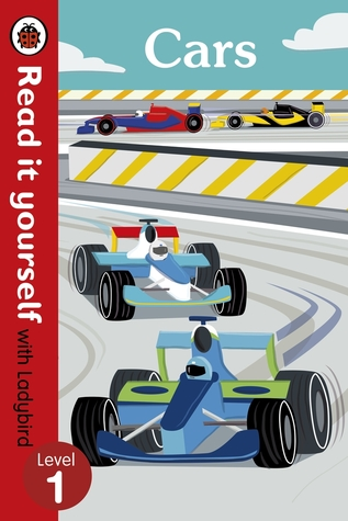 Cars – Read It Yourself with Ladybird (Non-fiction) Level 1