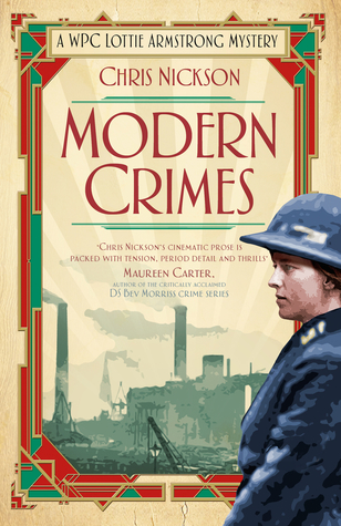 Modern Crimes (A WPC Lottie Armstrong Mystery #1)