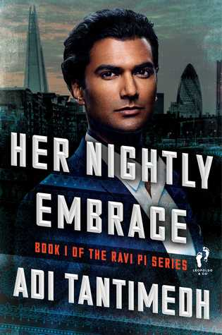 Her Nightly Embrace (Ravi PI #1)