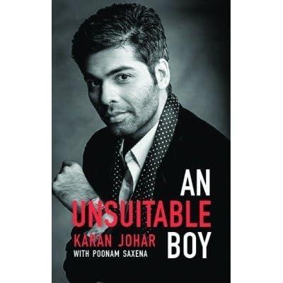 An Unsuitable Boy by Karan Johar