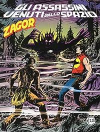 Zagor n. 614: Gli assassini venuti dallo spazio