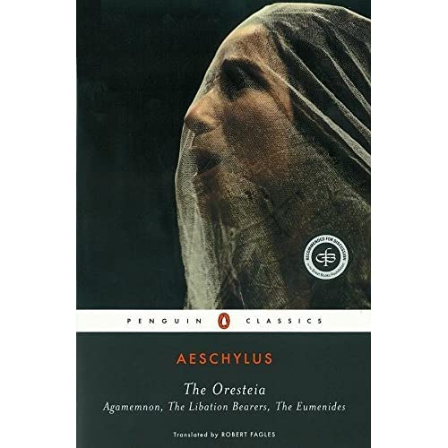 an analysis of humans in the oresteia by aeschylus Check out our thorough summary and analysis of this prometheus bound was written by aeschylus this play and other plays by aeschylus, like the oresteia.