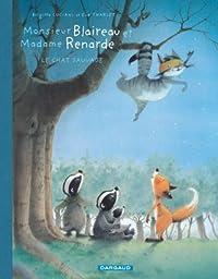 Le chat sauvage (Monsieur Blaireau et Madame Renarde #6)