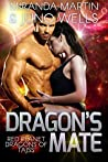 Dragon's Mate (Red Planet Dragons of Tajss, #2)