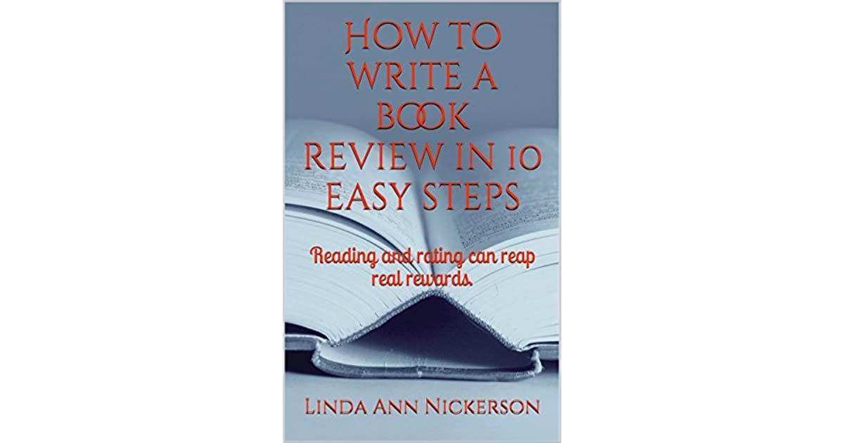 how to write a book review for high school