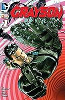 Grayson, núm. 1 (Nuevo Universo DC: Grayson, #1)