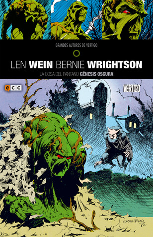 dark genesis thing books swamp