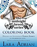 The Midnight Breed Series Coloring Book