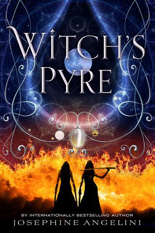 Witch's Pyre (Worldwalker, #3)