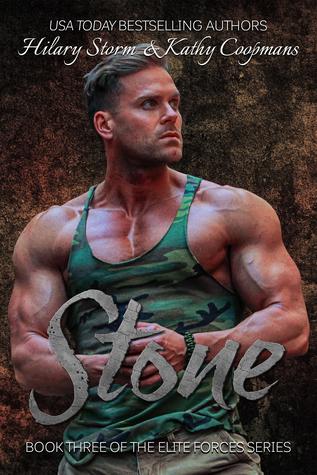 Stone (Elite Forces, #3)