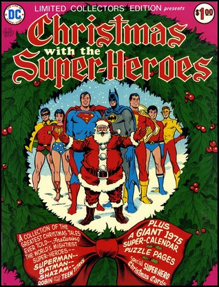 Limited Collectors' Edition Christmas with the Super-Heroes