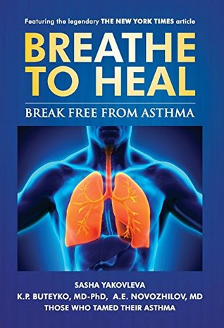 Breathe To Heal by Sasha Yakovleva