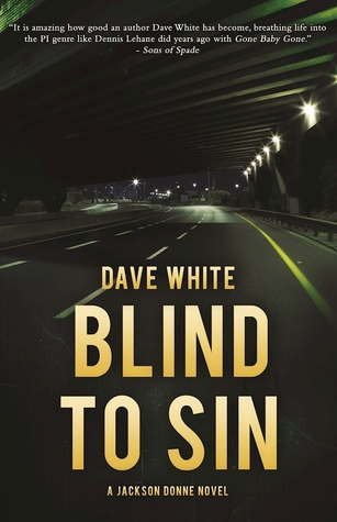 Blind to Sin (Jackson Donne, #5)
