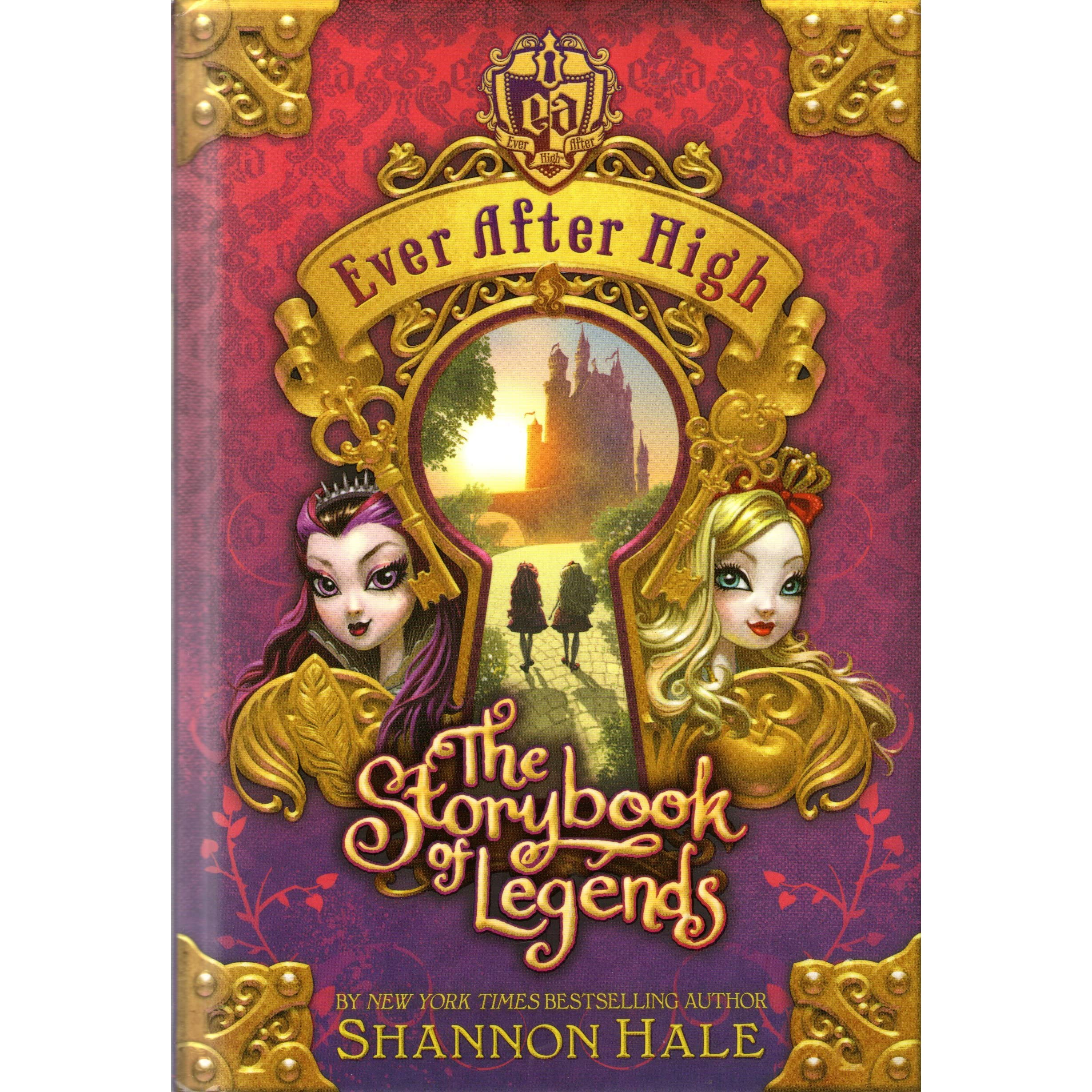 how many ever after high books are there