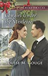 Cowgirl Under the Mistletoe (Four Stones Ranch #4)