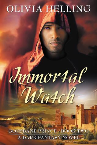 Immortal Watch (Godsbane Prince, #2)