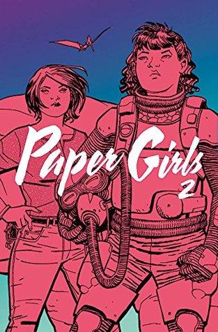 Paper Girls, Vol. 2 by Brian K. Vaughan
