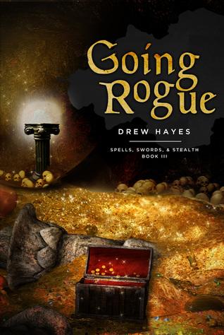 Going Rogue (Spells, Swords, & Stealth, #3)