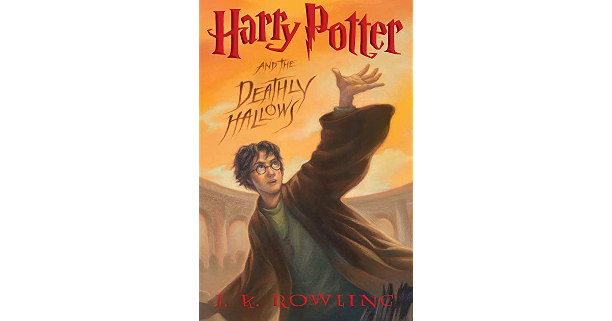 Harry Potter Book Genre : Harry potter and the deathly hallows by j k rowling
