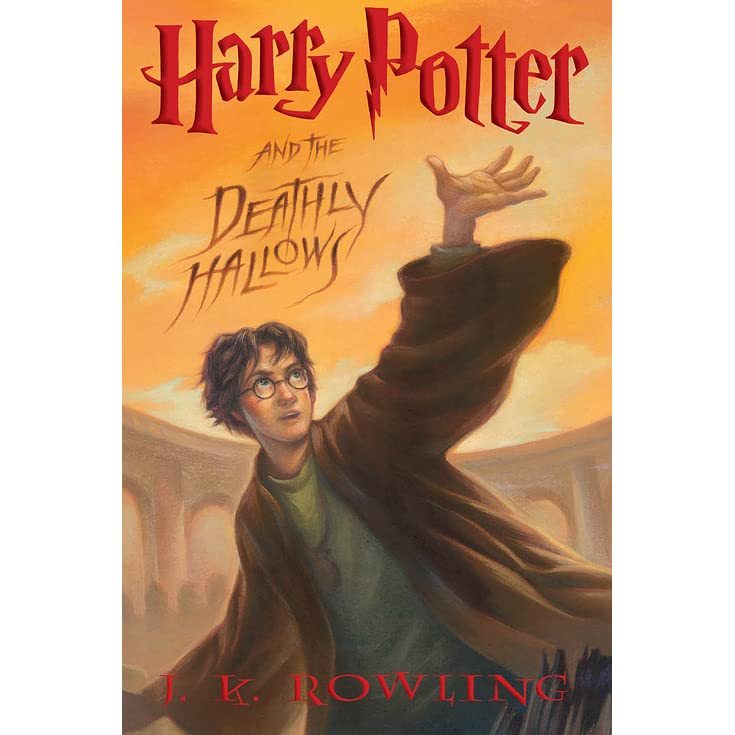 9abc9339d Harry Potter and the Deathly Hallows by J.K. Rowling