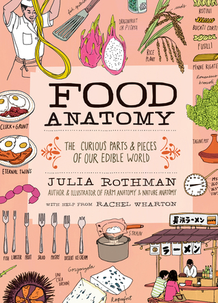 Food Anatomy by Julia Rothman