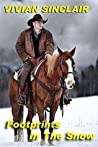Footprints In The Snow (Wyoming Christmas Book 1)