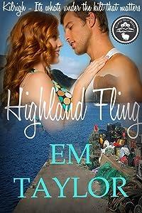 Highland Fling (Kilrigh Heat, #1)