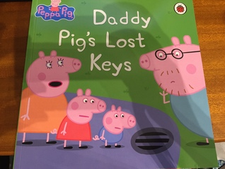 Daddy Pig's Lost Keys