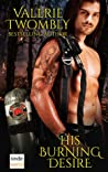 His Burning Desire (Sparks of Desire, #1)
