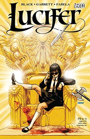 Lucifer (2015-) #10