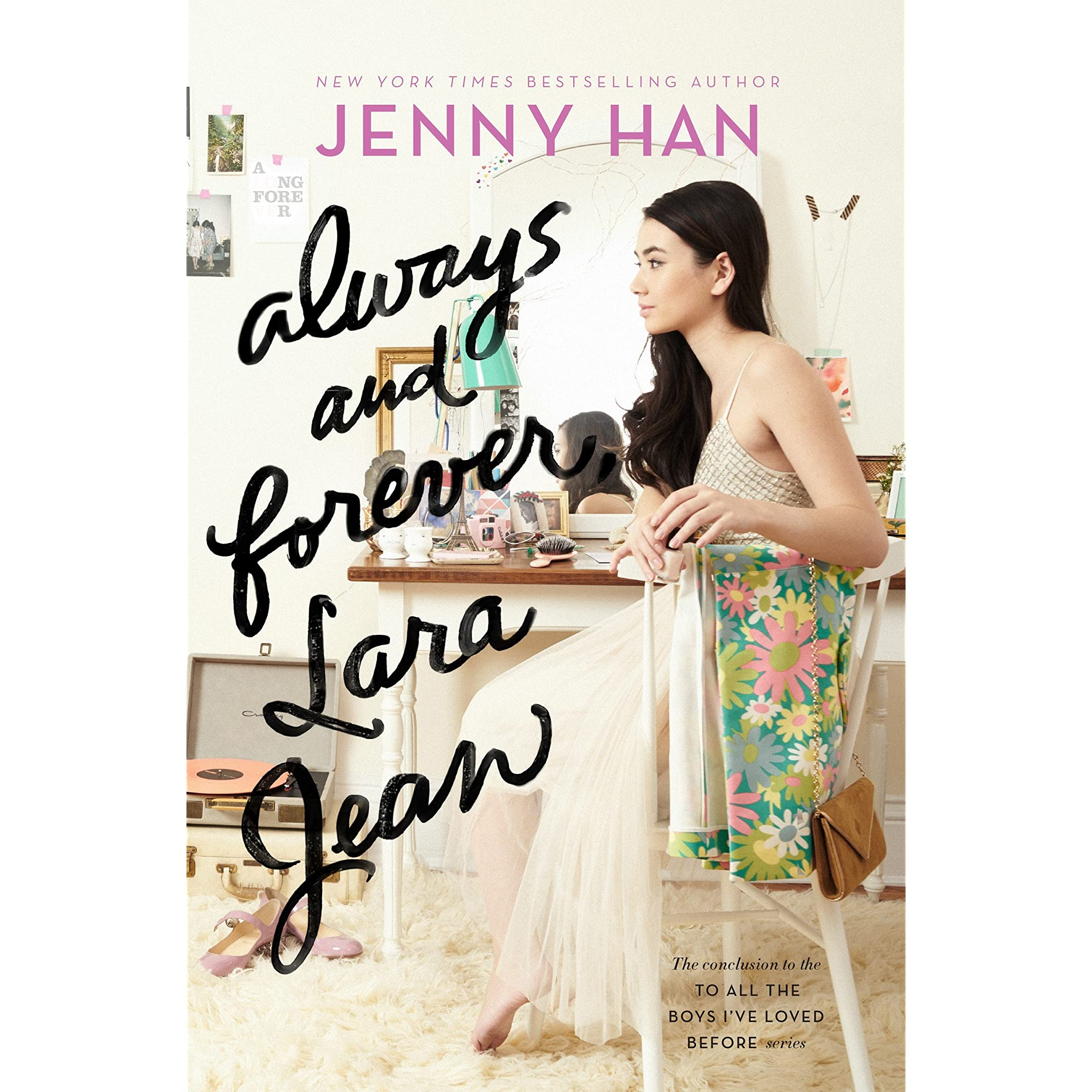 always and forever lara jean to all the boys i 39 ve loved before 3 by jenny han reviews. Black Bedroom Furniture Sets. Home Design Ideas