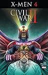 Civil War II: X-Men #4