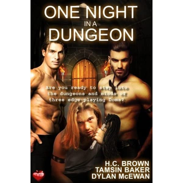 One night in a dungeon by tamsin baker fandeluxe Images